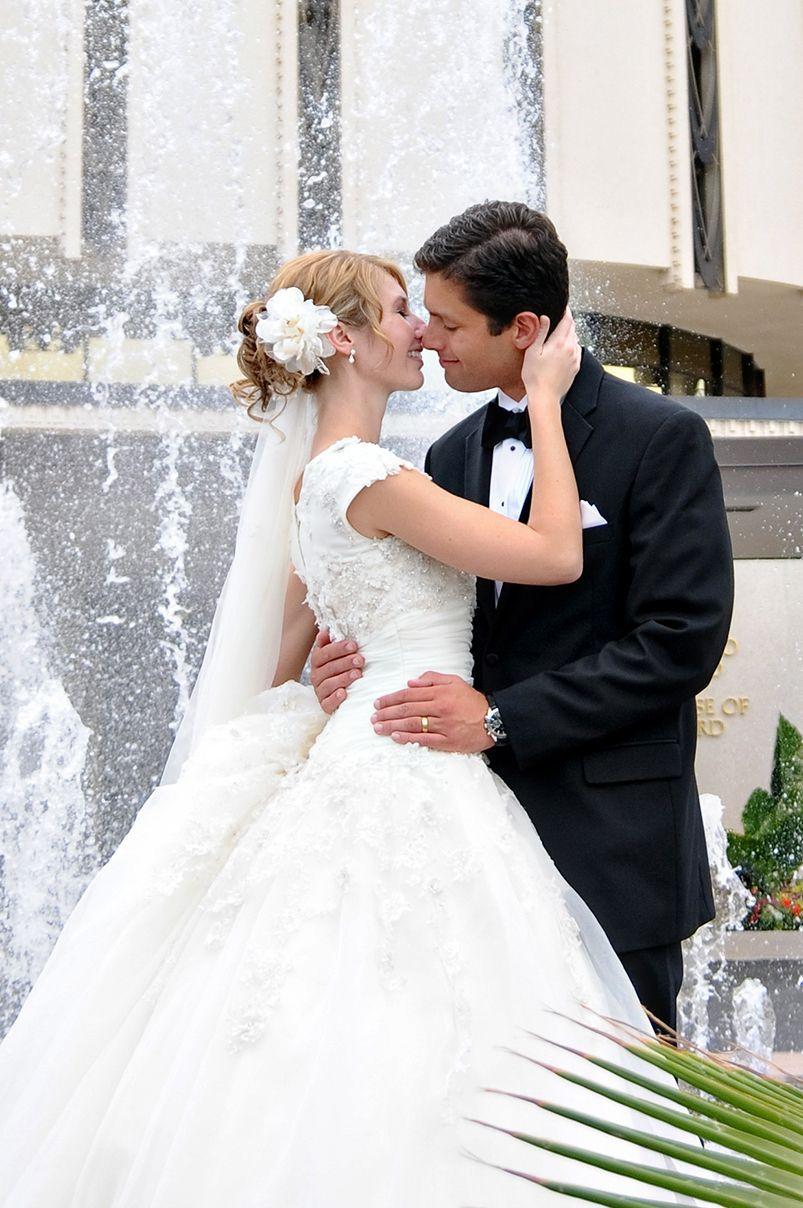 Erin langford photography provo temple wedding utah