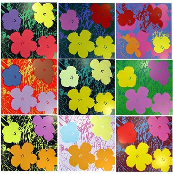 Cassie Stephens: DIY: A Warhol's Flowers Printed Dress   Fun for ...