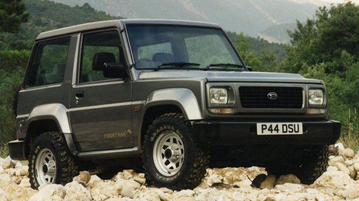 Mobil Offroad Terbaik 3 Kendaraan Pabrikan Jepang Yang Jadi