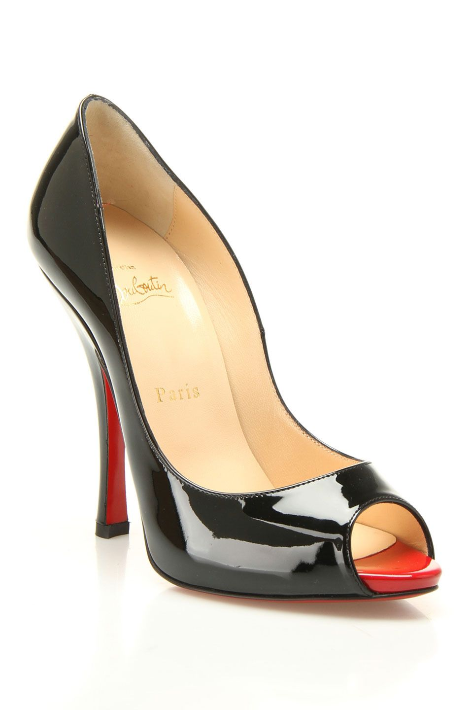 Christian Louboutin Maryl Pumps In Black.