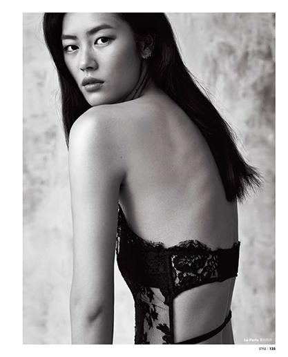 ModernLady December  Photographer: Mei Yuan Gui  Stylist: Wang Chen  Hair & Make-Up: He Lei