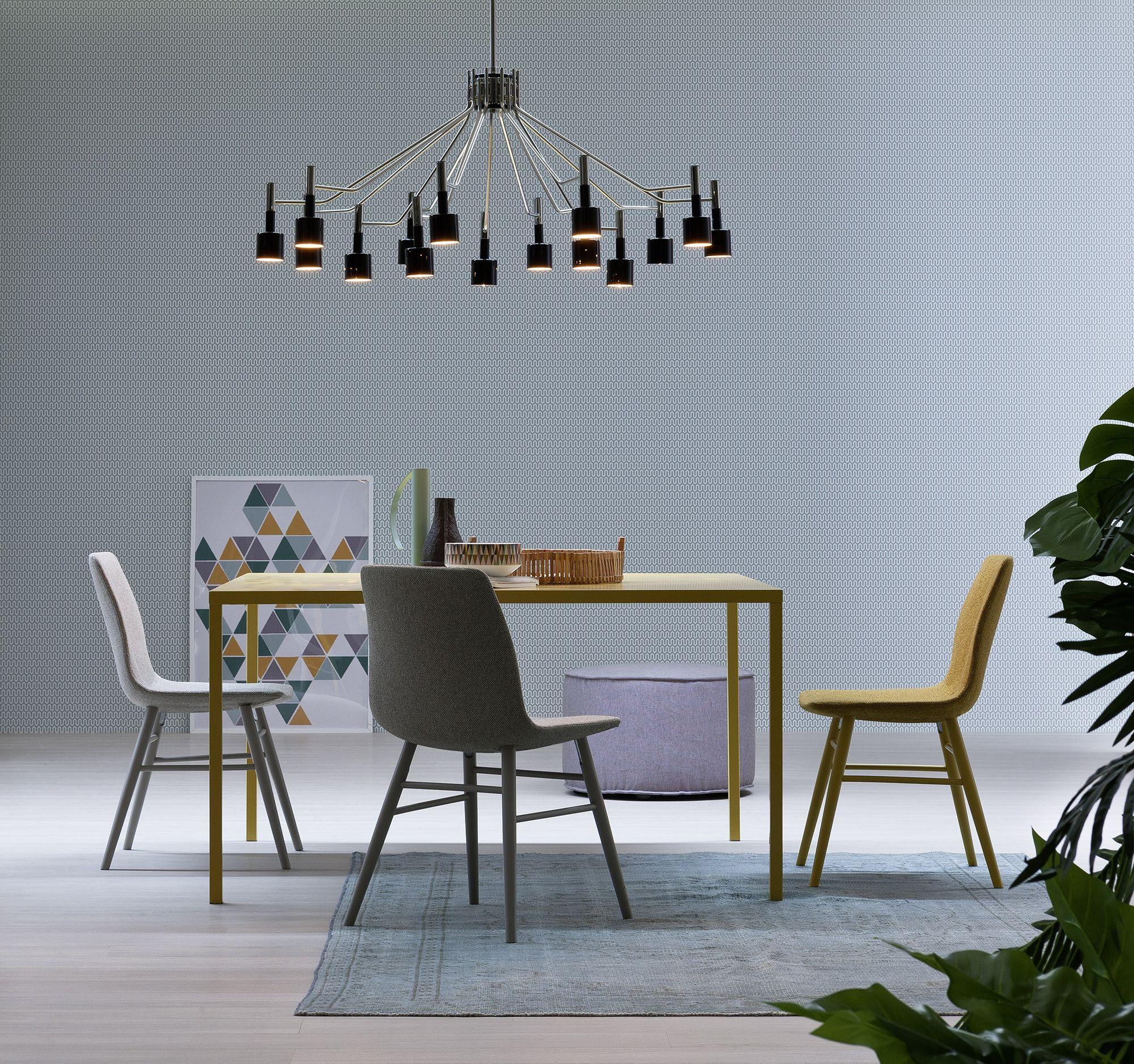 Minimalistischer Design Esstisch Filo Von Novamobili Ist Besonders Grazil  Und Elegant. #tisch #stuhl. Eleganter TischModerne EsszimmerStuhlVintage ...