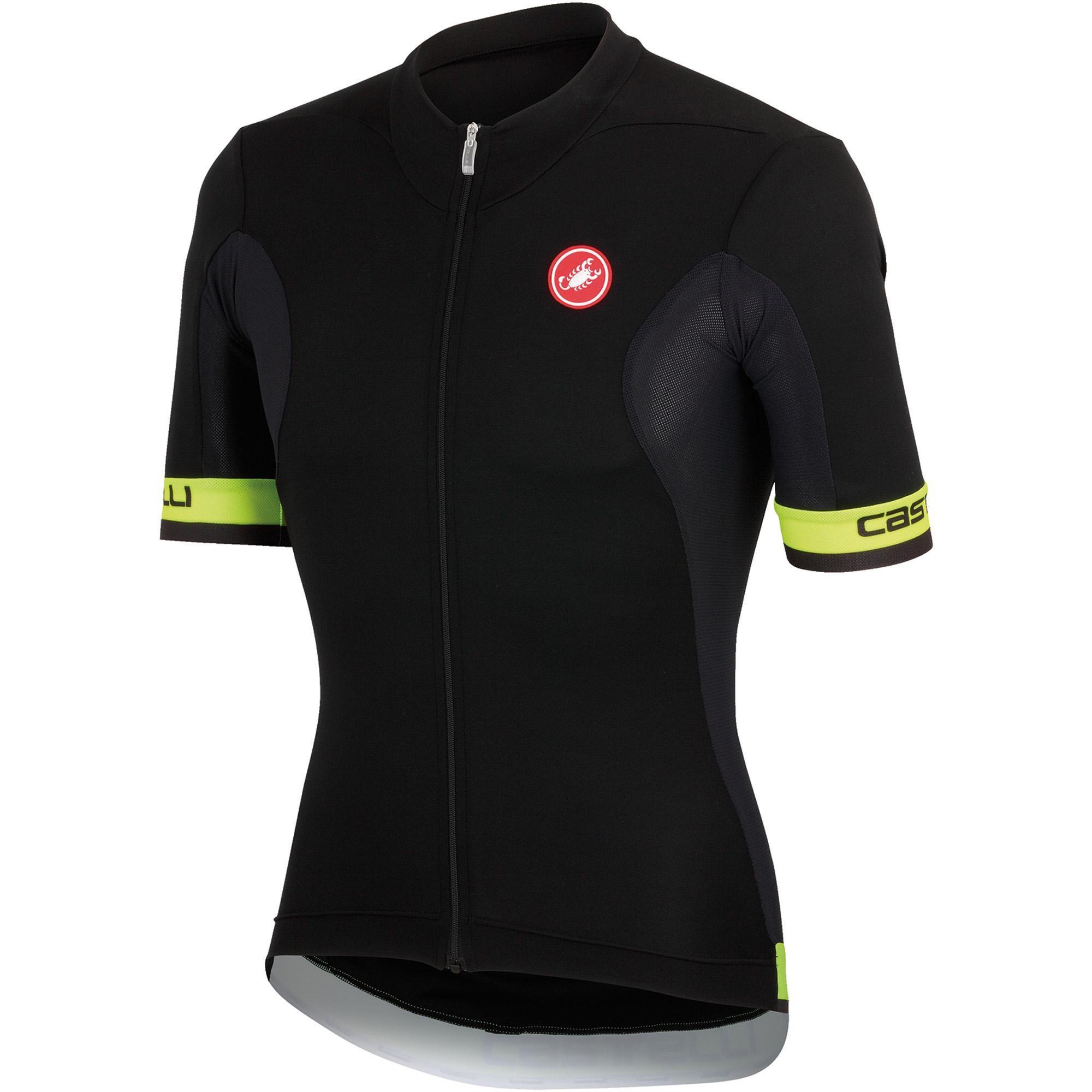 e614d6135 Castelli Volata Jersey FZ - Cycling Jersey