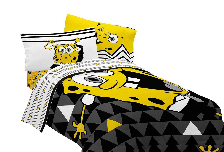 Nickelodeon Sponge Bob Try Angle Microfiber