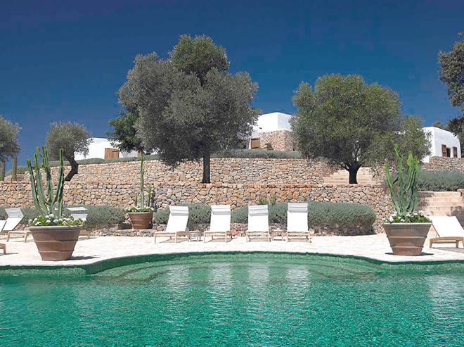 Can Vingut Una Villa De Ensueño Casas De Playa Villas Diseño De Isla
