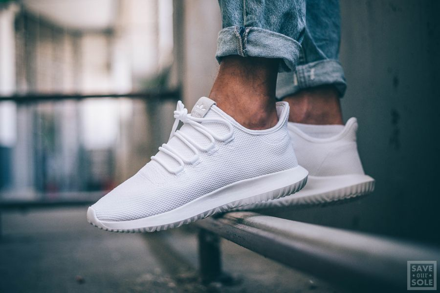 Adidas Tubular Shadow - White  afb7912e0
