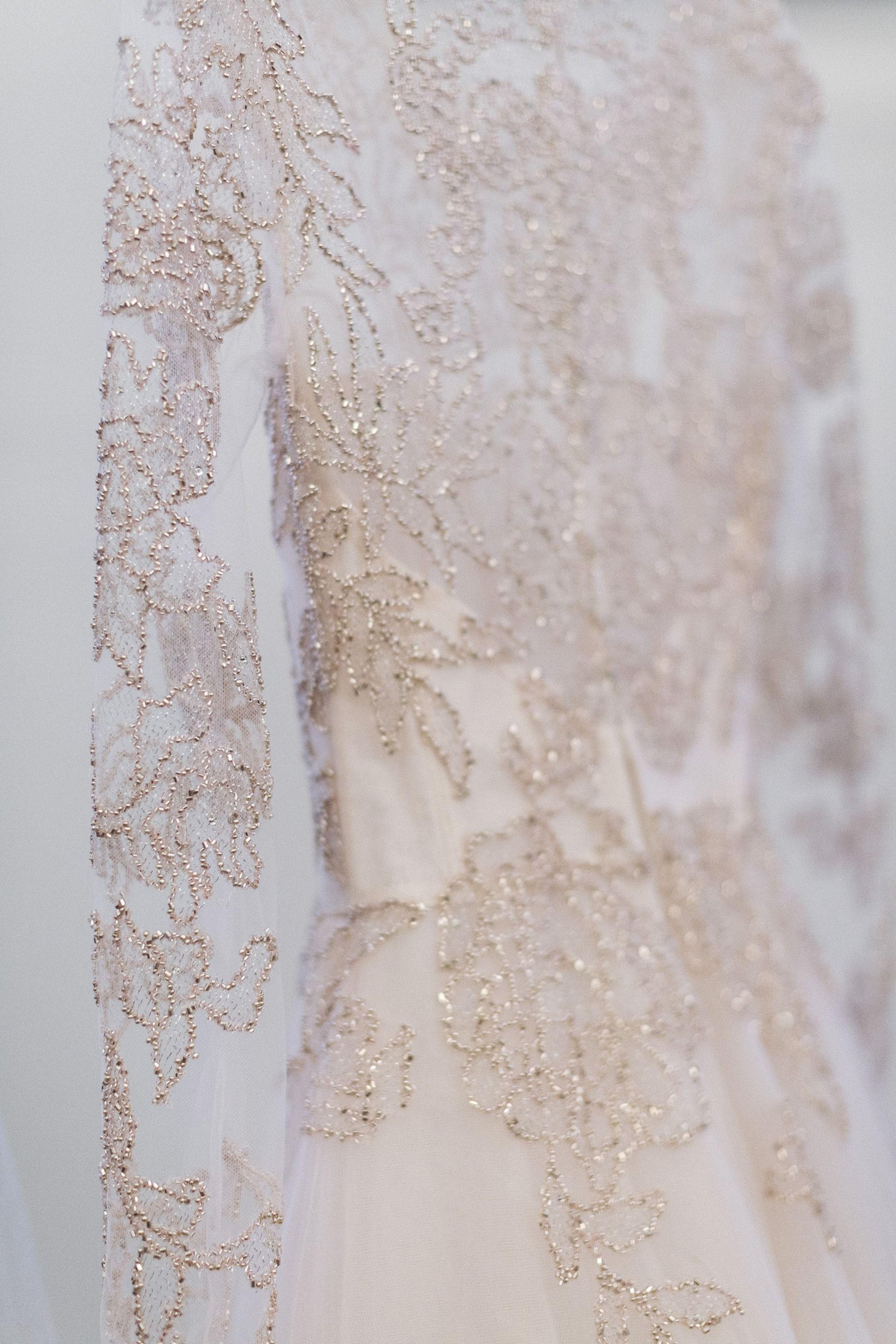 Backstage wedding style inspiration lane design sew