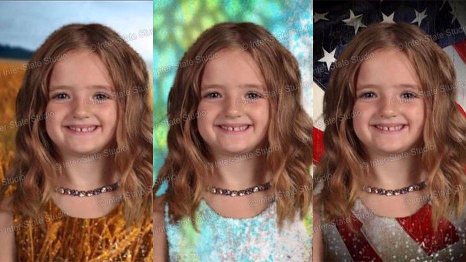 Pennsylvania Girl S Green Screen School Photos Go Viral With
