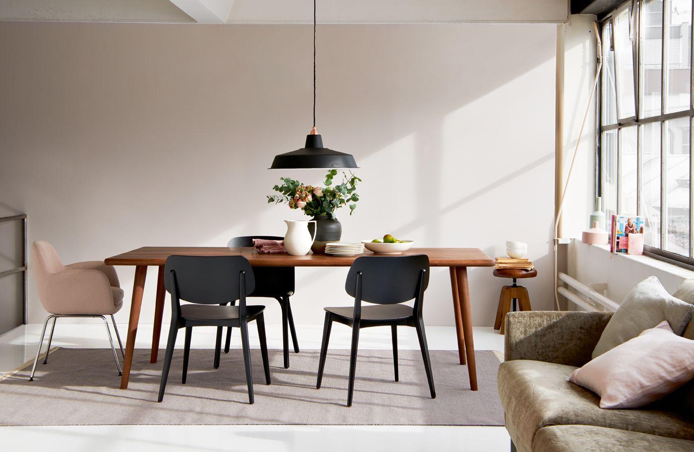 Esszimmertisch Und Stühle tischkultur der look interio frühling2017 essen esszimmer