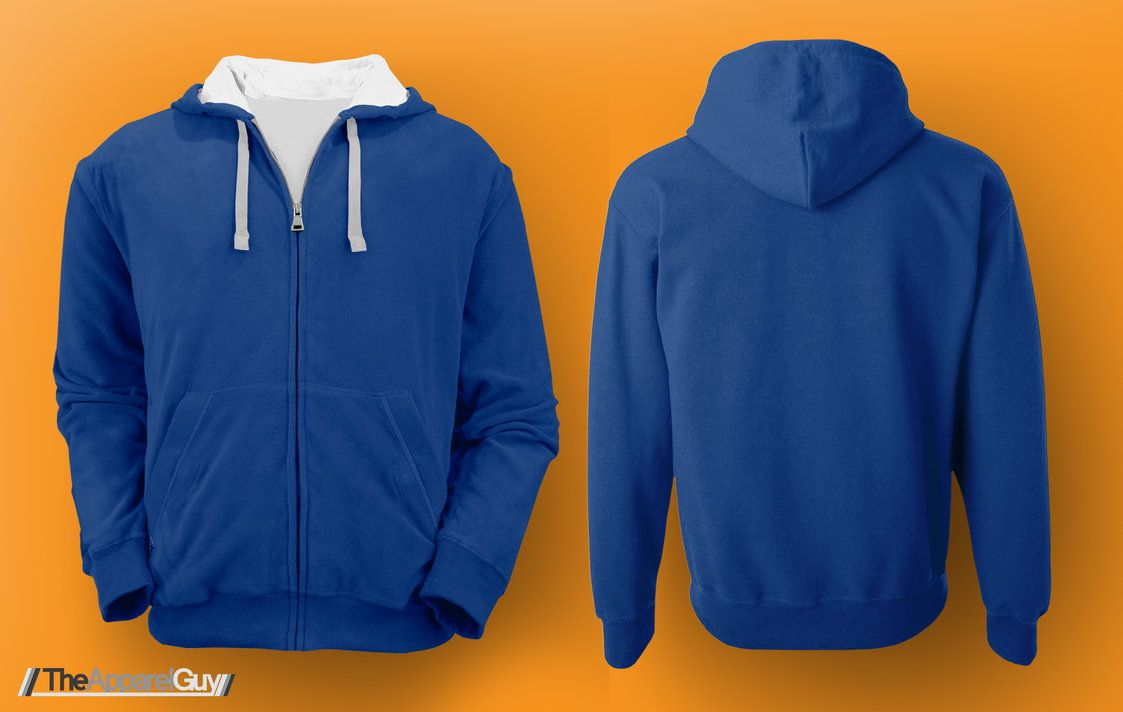 Download Hoodie Template With Back By Theapparelguy Deviantart Com On Deviantart Hoodie Template Hoodies Mockup Free Psd