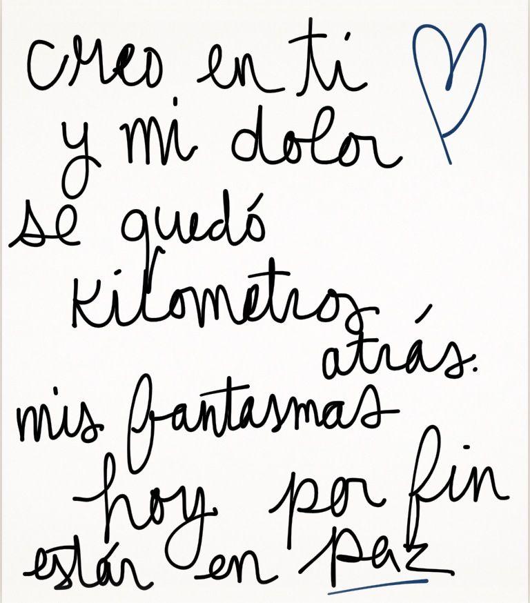 Lyric i believe in you lyrics : I believe in you, & my pain is now kilometers behind me. My ghosts ...