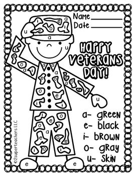 Veterans Day And Remembrance Day Resources For Little Ones Teachers Pay Teachers Veterans Day Activities Veterans Day Coloring Page Veterans Day