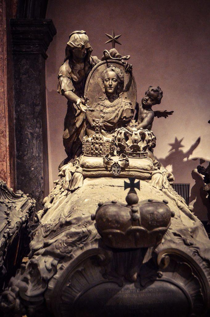 Cripta Imperial De Viena Kaisergruft Vienna Austria Vienna In