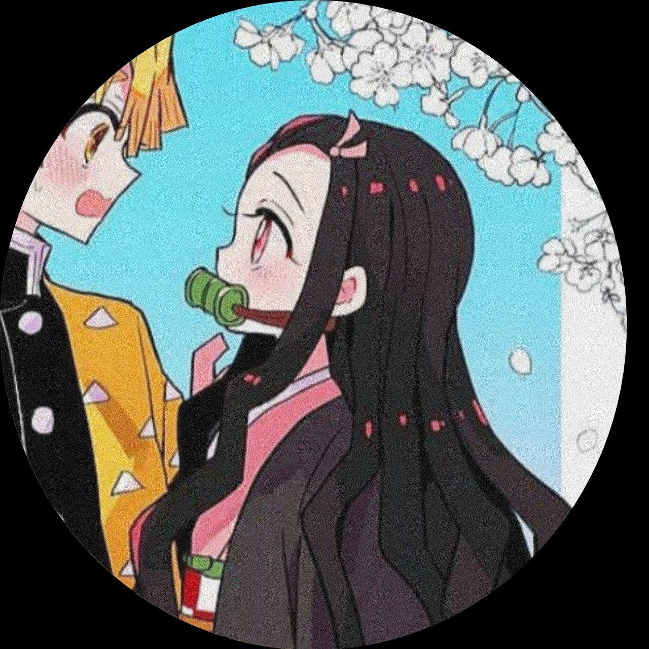 Matching Icon Nezuko Cute Icons Cute Anime Coupes Anime Love Couple