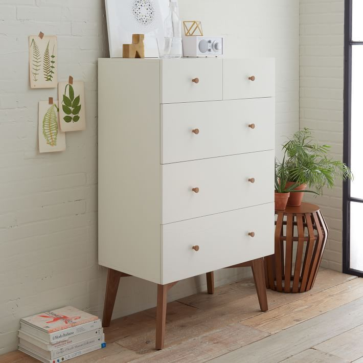 High Mighty Crafted Of Stained Wood Veneer The Tall