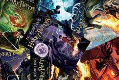 Win a full set of Harry Potter paperbacks!
