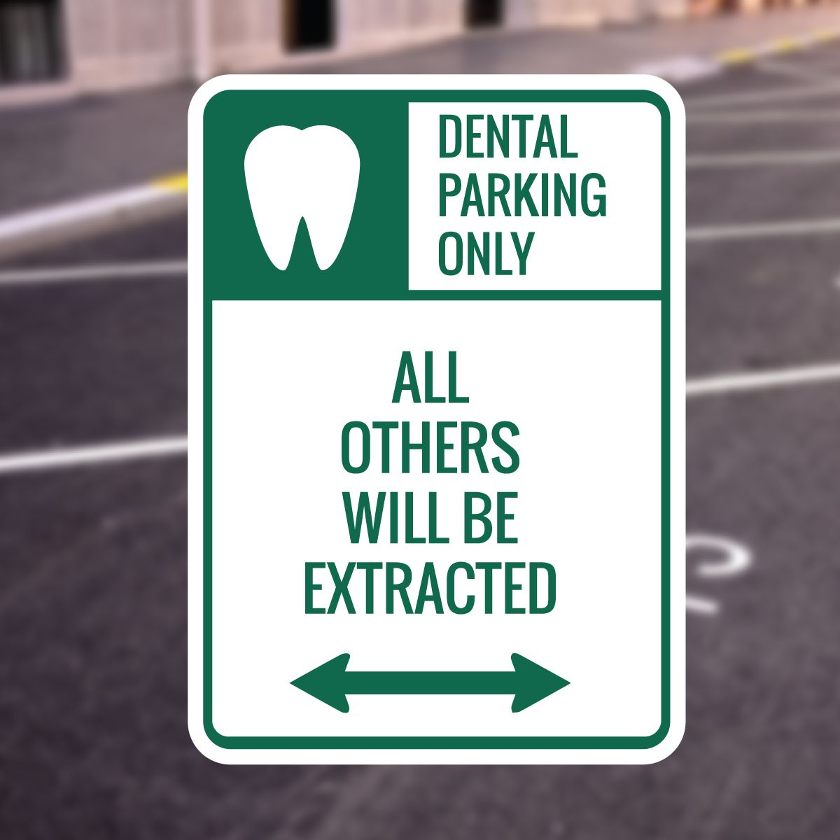 PARKING CAN BE A HASSLE, but we do our best to make sure