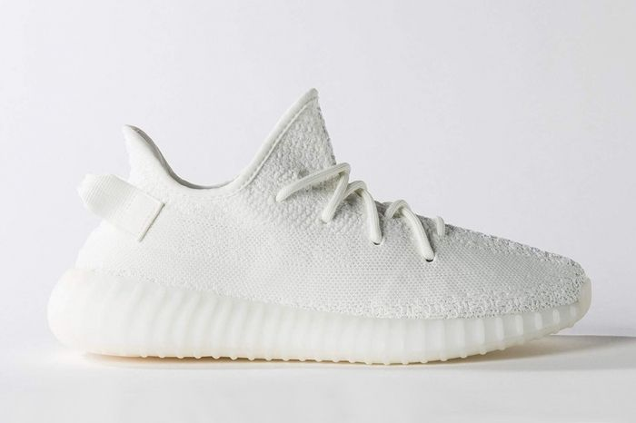 sports shoes 186d0 b31ec adidas Yeezy Boost 350 V2 Cream White : Raffle, prix ...