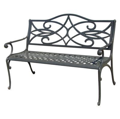 Genial Garden Treasures Waterbridge Bench