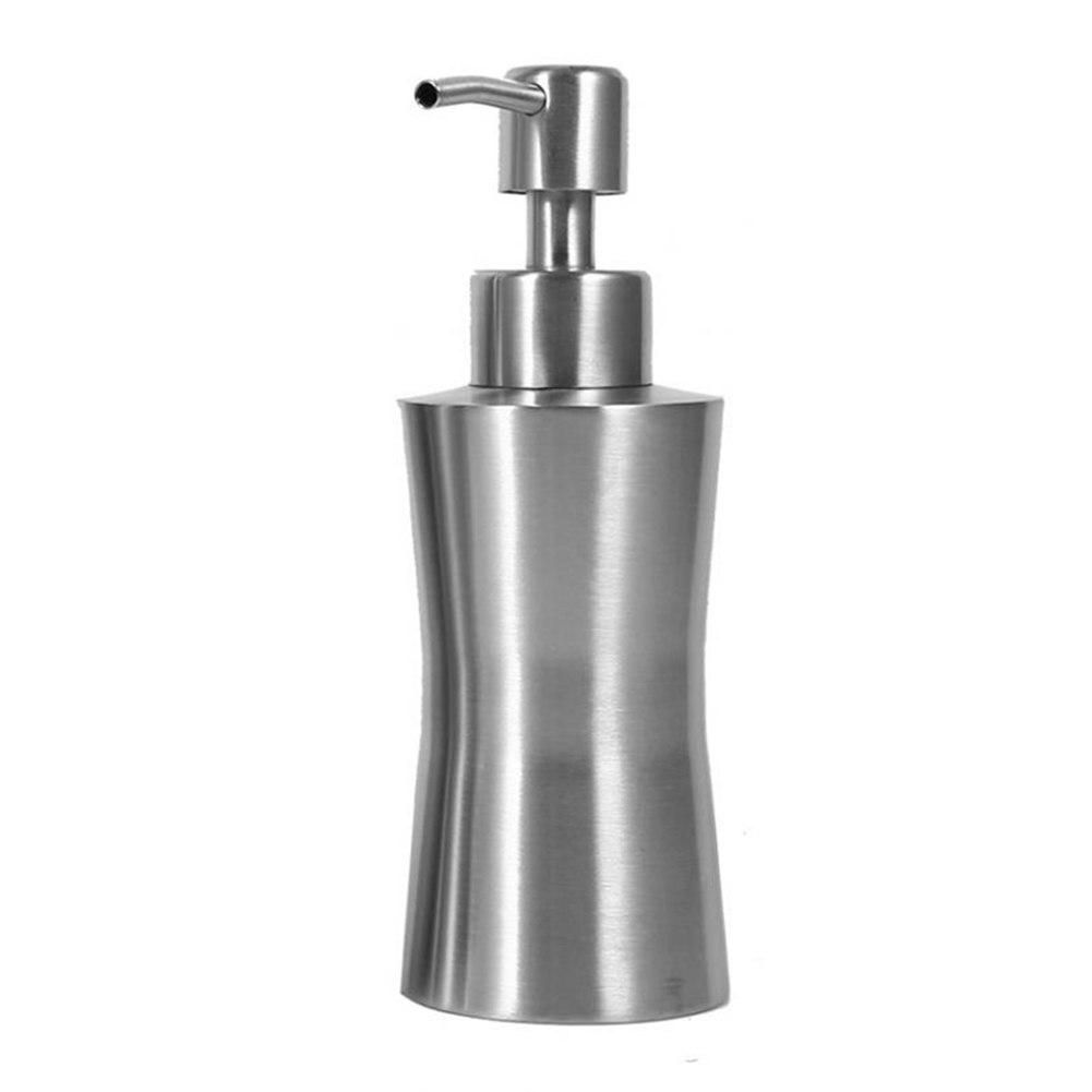 Hot Sale 304 Stainless Steel Liquid Soap Dispenser Bathroom Shower