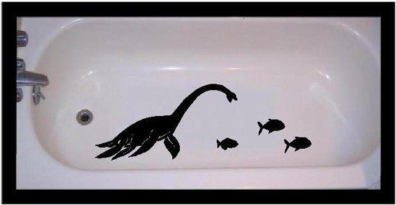 Dinosaurier Anti Rutsch Badewanne Abziehbild Von Vinyltastic Bathtub Bathroom Kids Boys Bathroom