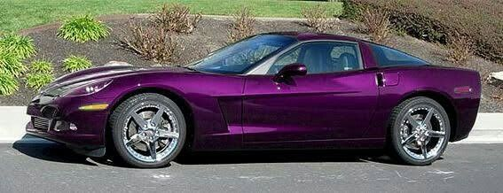 Candy Apple Purple?