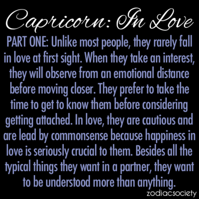 How to know if a capricorn woman loves you