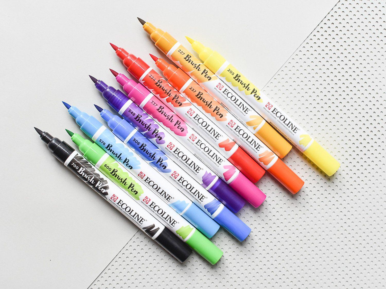 Watercolor Brush Pen Watercolor Brush Pen Art Ideas Tutorials