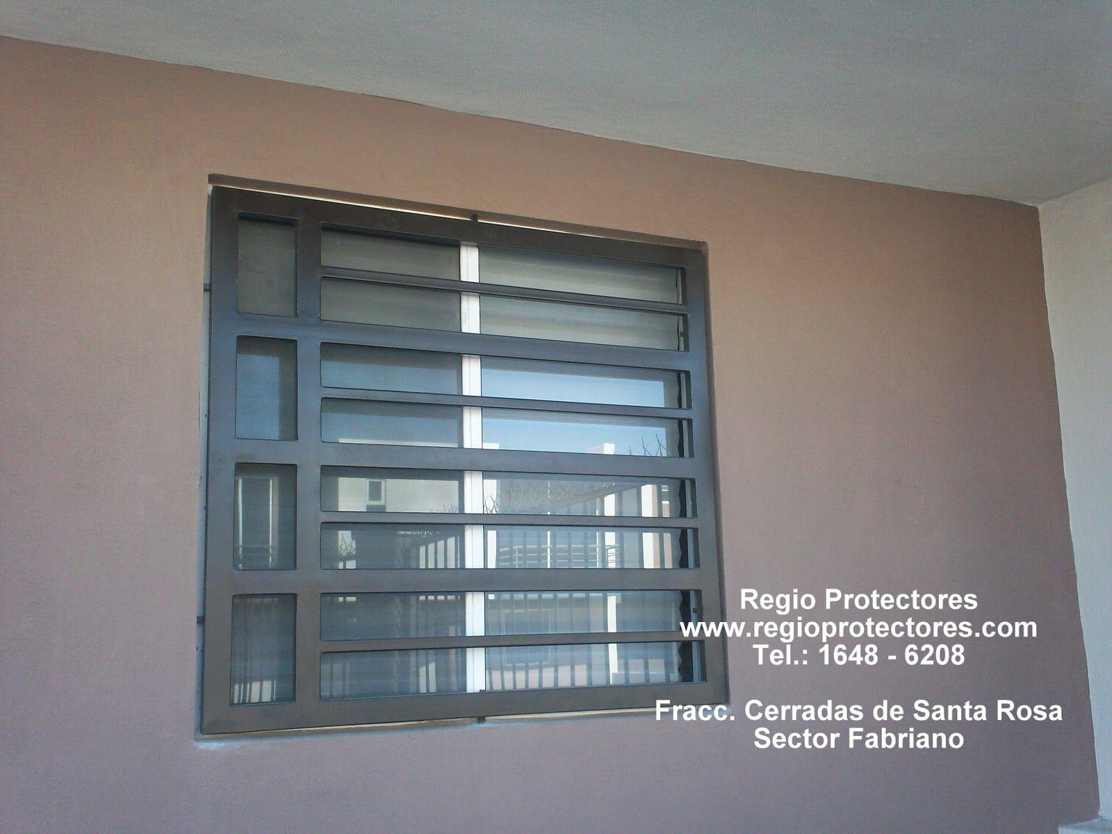 rejas para ventanas contemporaneas - Buscar con Google   rejas ...