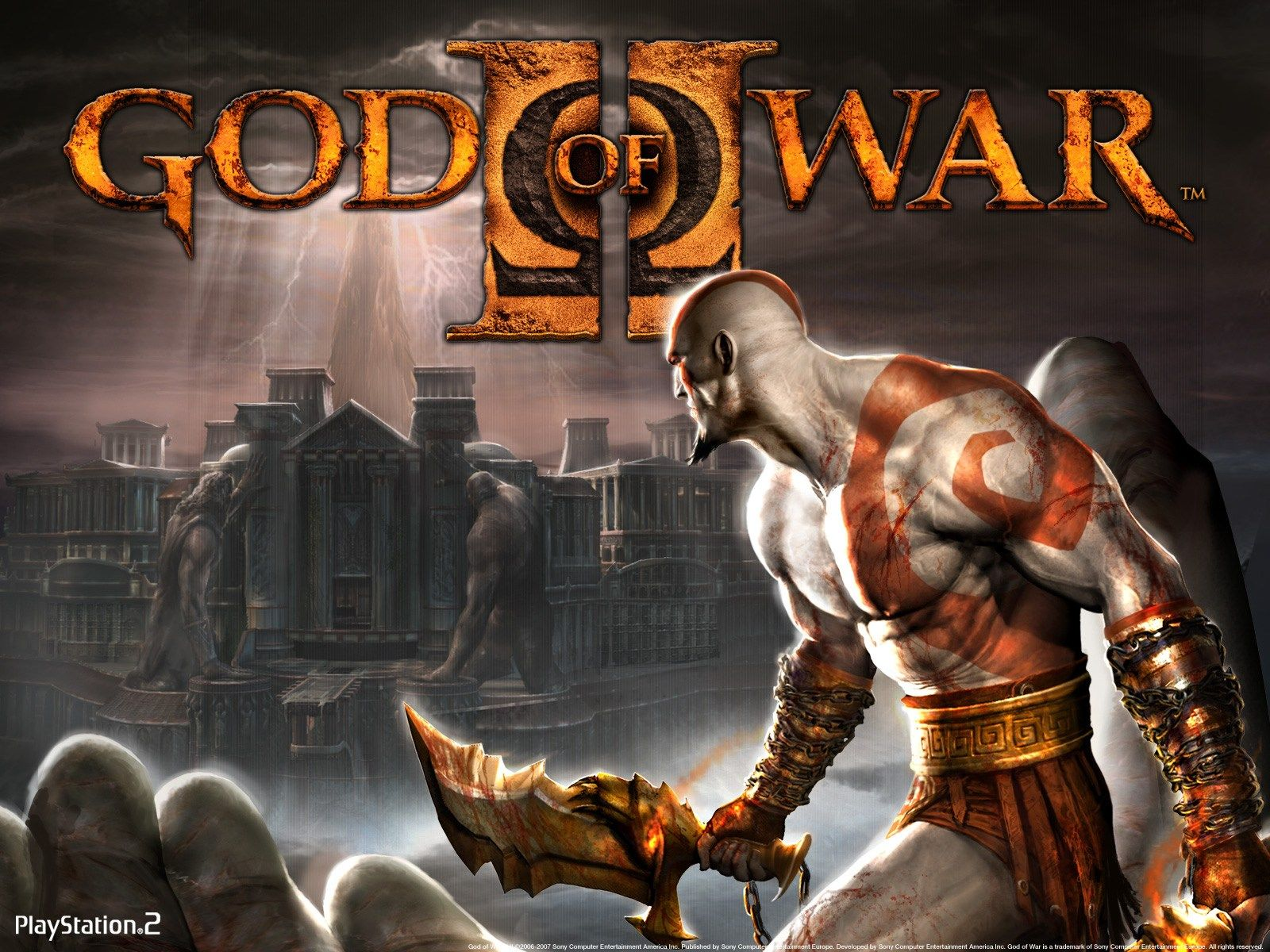 God Of War 2 Battle The Ancient Greek Gods Of Olympus God Of