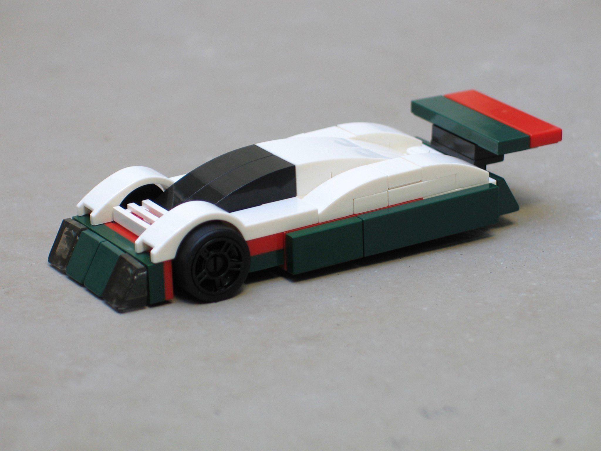 Jaguar XJR-9 Castrol in 2021   Jaguar, Toy car, Lego cars