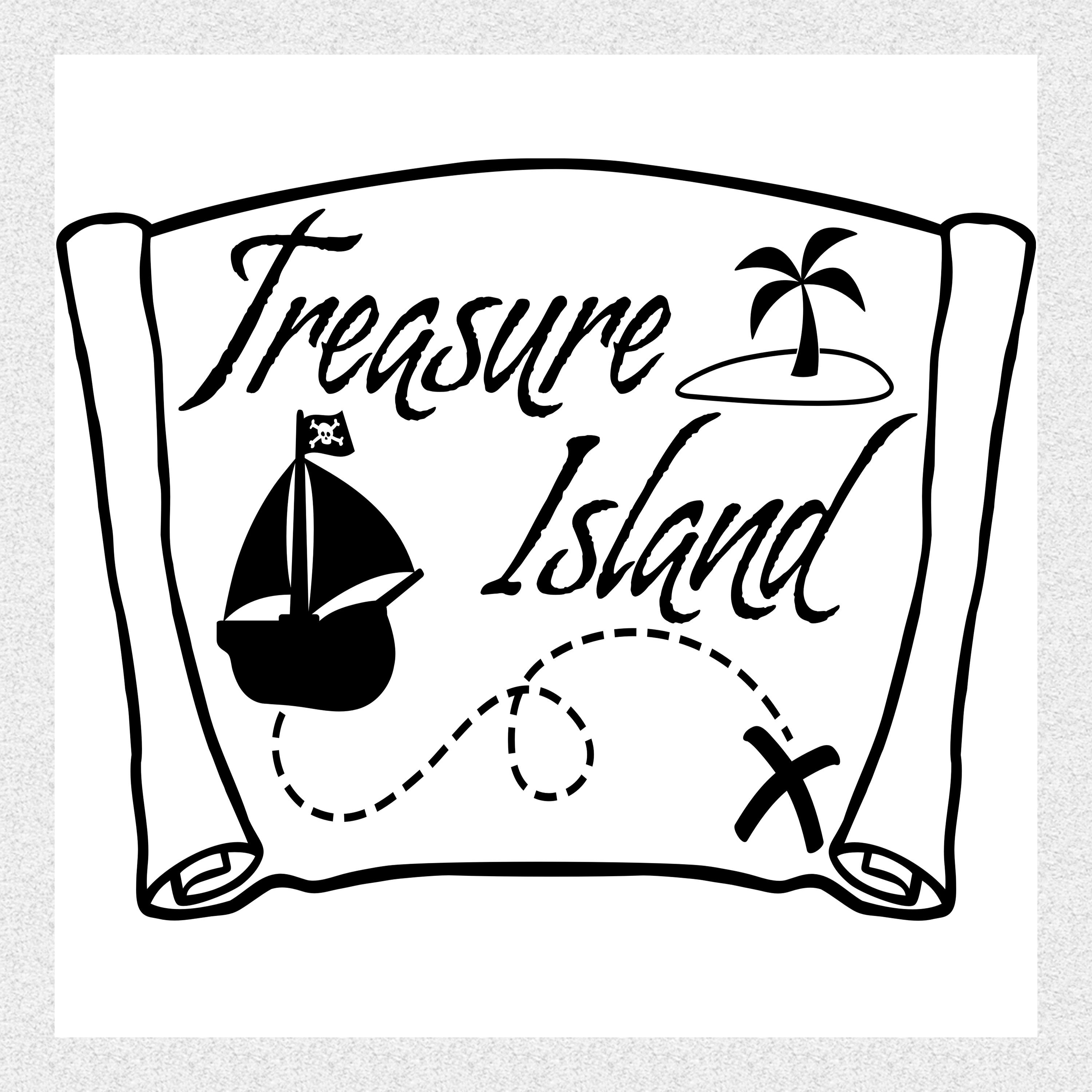 Treasure Map Clip Art Black And White Google Search Pirate Maps Free Clip Art Map Pictures