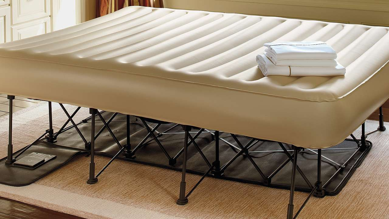 Essential Ez Bed Inflatable Guest Bed Guest Bed Bed Portable Bed
