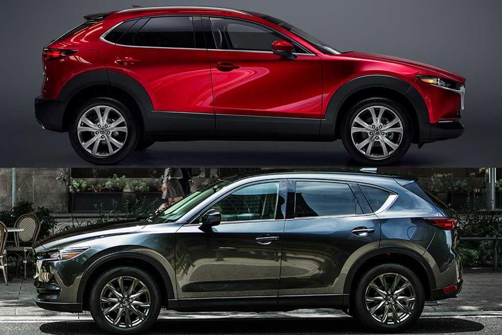 2020 Mazda Cx 30 Vs 2020 Mazda Cx 5 What S The Difference In 2020 Mazda Autotrader Mini Van