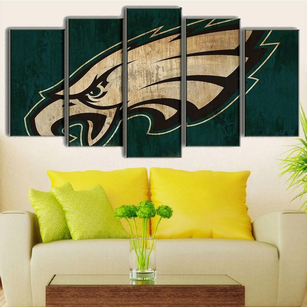 Philadelphia Eagles Wall Art Picture Modern – Best Funny Store ...
