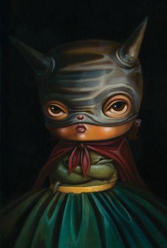 Isolate Oil by Kathie Olivas