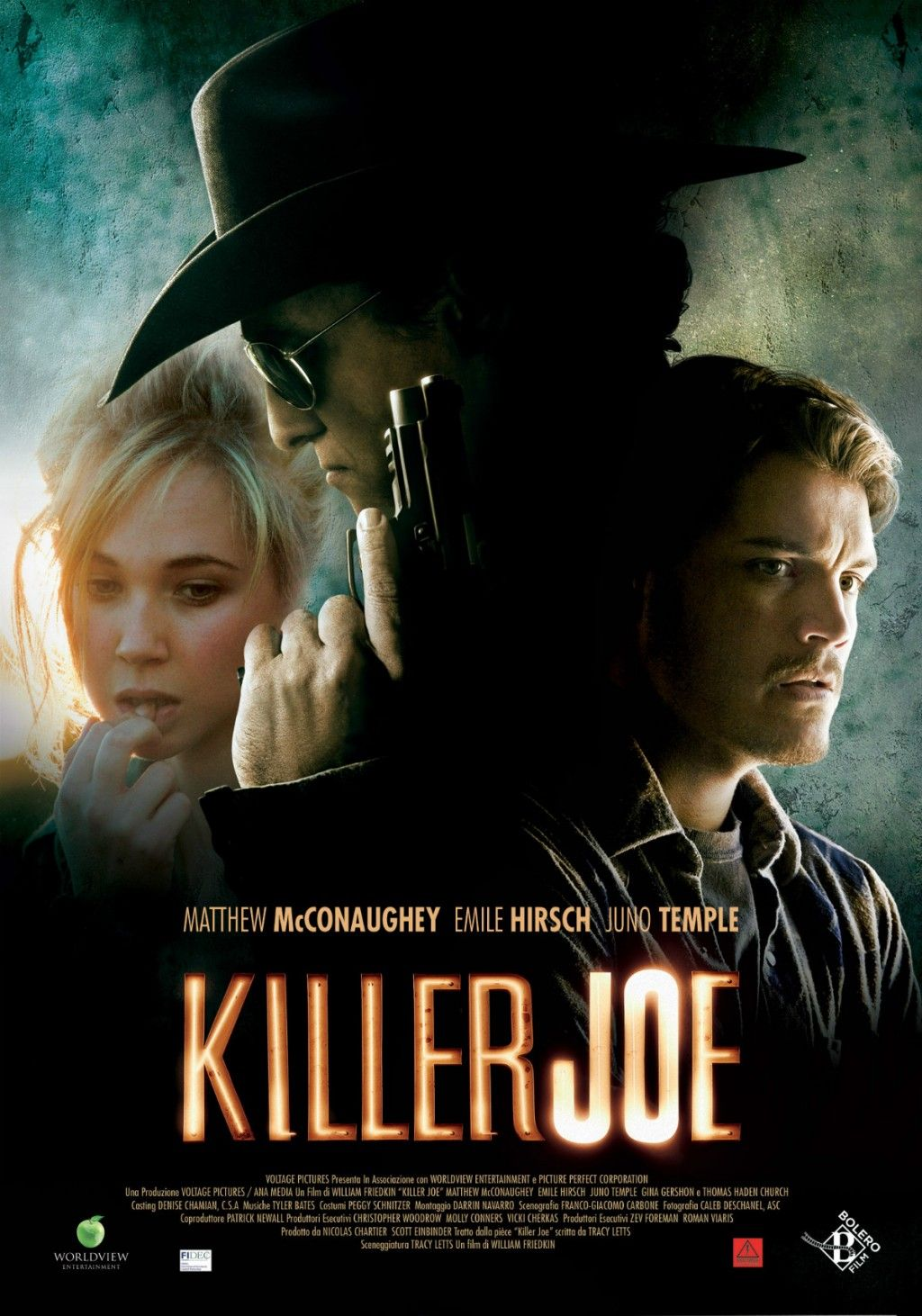 Image result for KILLER JOE ( 2011 ) POSTER