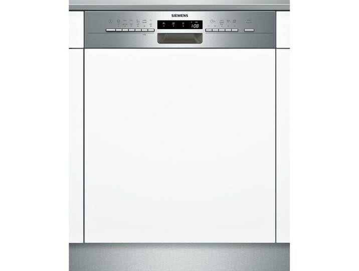 Siemens Einbau Geschirrspuler Sn 536 S 00 Ke Silber Metall