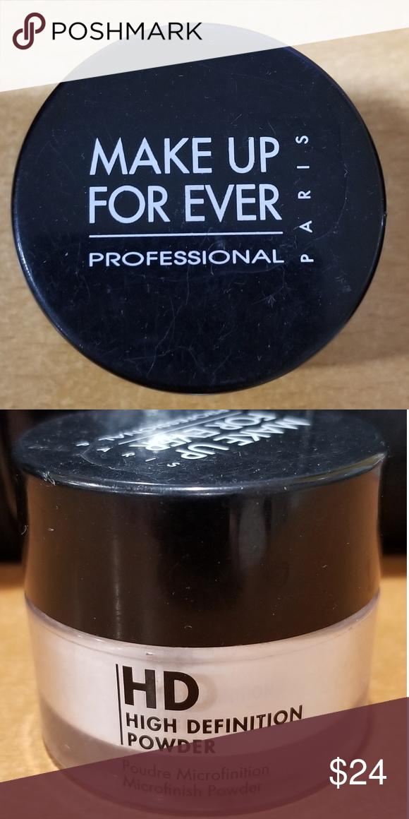 Make up For Ever HD powder Make up for ever, Makeup