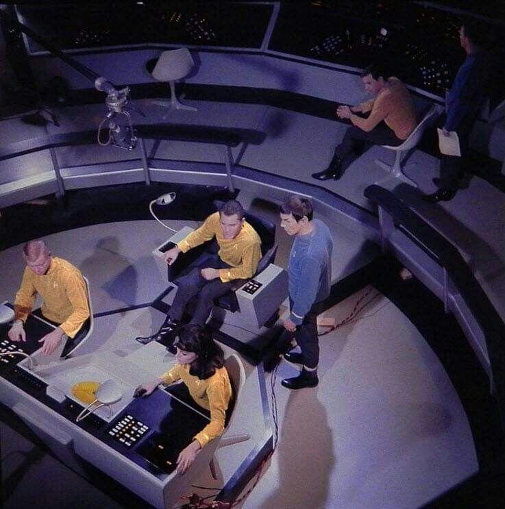 Star Trek di Gerald Box Star trek, Film, Televisione