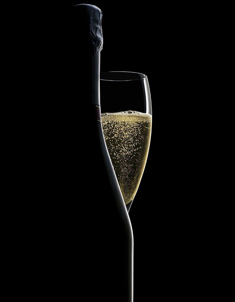Champagne Blanc De Noirs Rapport Stage Pinterest Champagne  # Verres Noirs Et Blanc