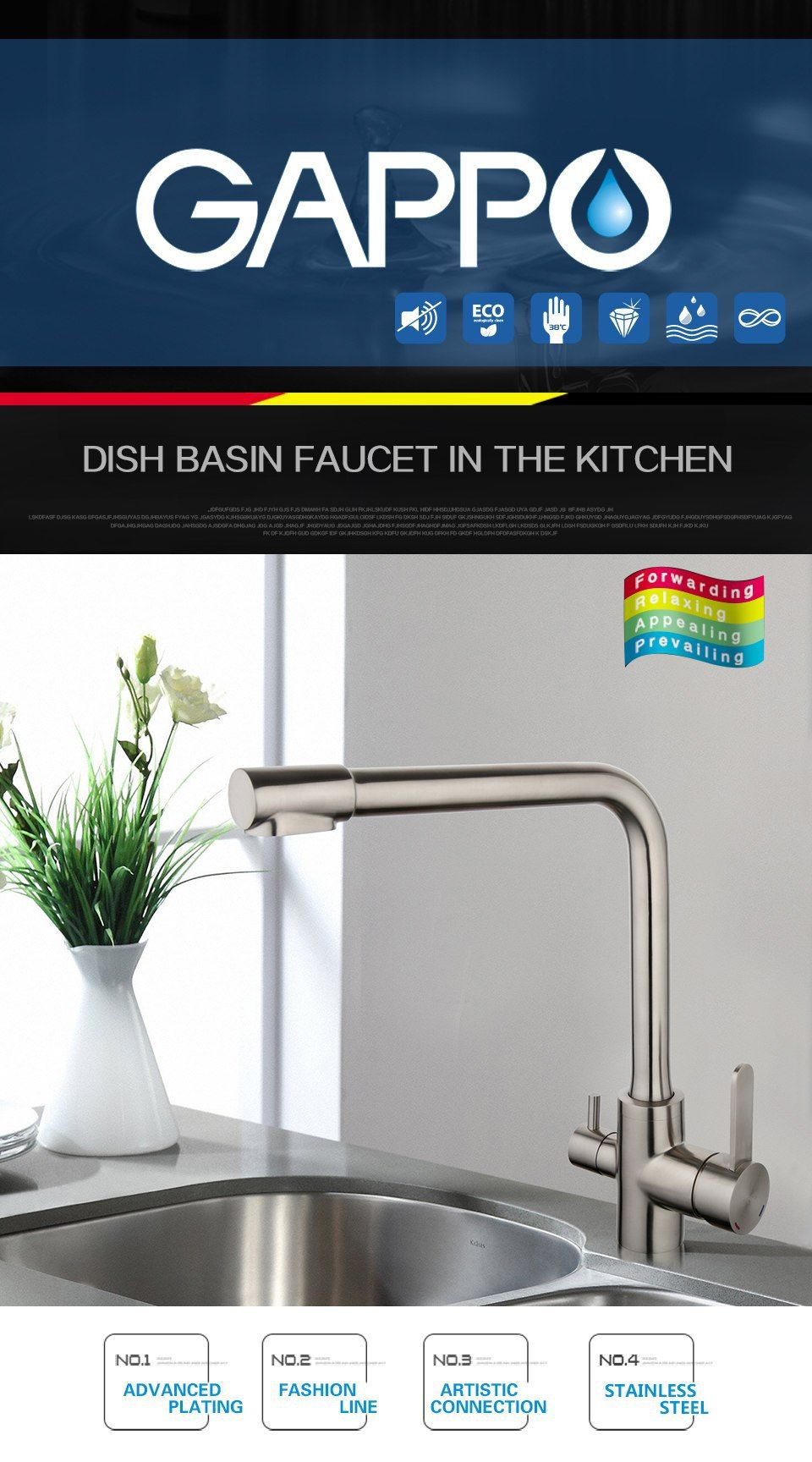 Best Price Gappo Kitchen Faucet Waterfall Kitchen Water Faucets Brass Faucet Water Mixer Kitchen Taps Sink Water Single Deal With Faucet Check More At Https M