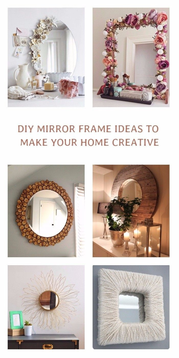 Mirrors Can Be Found In A Lot Of Colors Sizes And Designs You