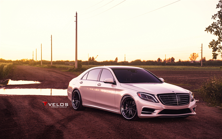 Download Wallpapers Velos Wheels Tuning Mercedes Benz S550 W222 2017 Cars Velos S10 Pink S Class Mercedes Besthqwallpapers Com Mercedes Benz S550 Mercedes S Class Amg