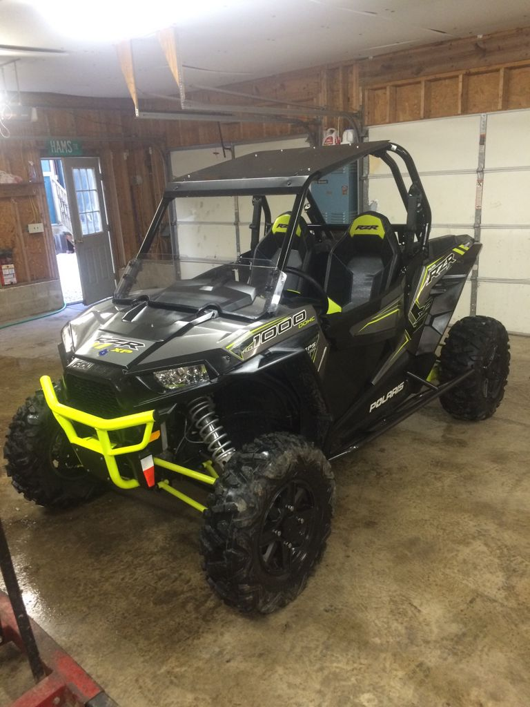 Lets see yall 1000's Page 37 Polaris RZR Forum RZR