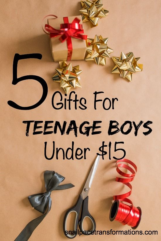 5 Inexpensive Gifts For Teenage Boys | Christmas gifts for ... |Christmas Service For Teens