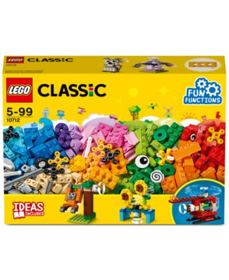 Classic Bricks Gears Set 10712 Products Lego Shop Lego Lego