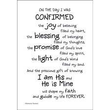 confirmation quotes