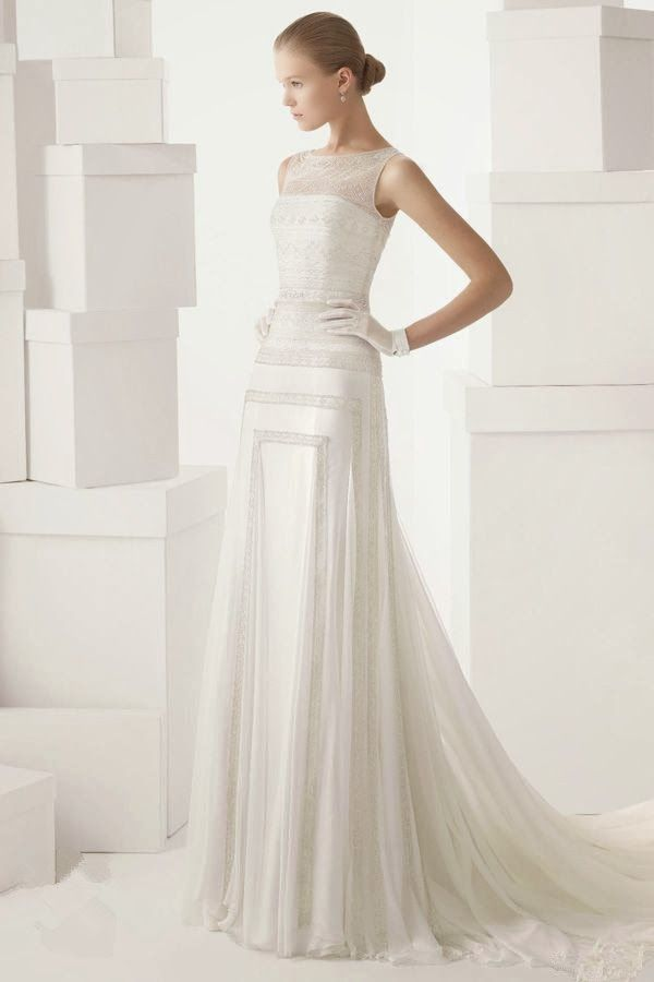 Bride Wedding Pictures Elegant Sheath Dresses For Your Big Day