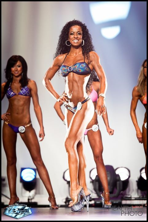 Tyra Love WBFF PRO | WBFF Pros | Pinterest | Fitness